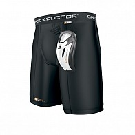 Shock Doctor Core Compression Short With Bioflex Cup