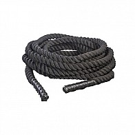 Ronin Battle Rope 12 meter - Zwart