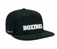 Nike Boxing Snap Back Cap - Zwart