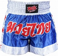 Ronin Thai short blauw/wit