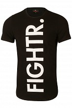 Fightr T-shirt  groot logo