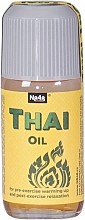 Thaise massage olie 120 ml