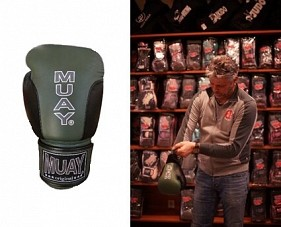 MUAY Premium Army-Line product review