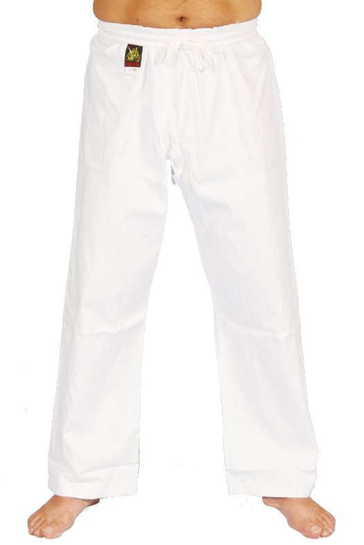 Ronin Junior Judo broek - Wit