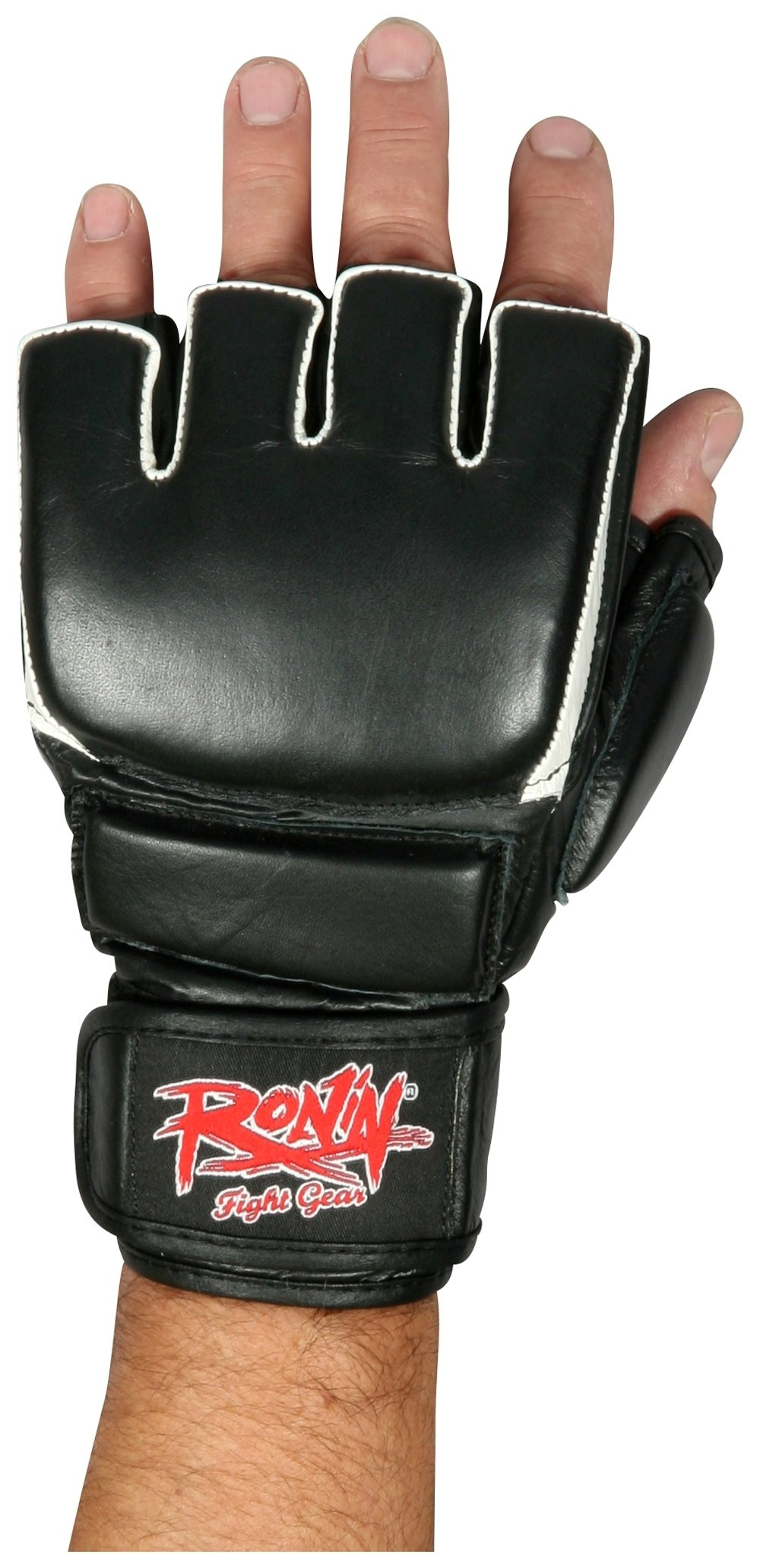 Ronin® MMA Extreme Fighting Handschoen Zwart-wit