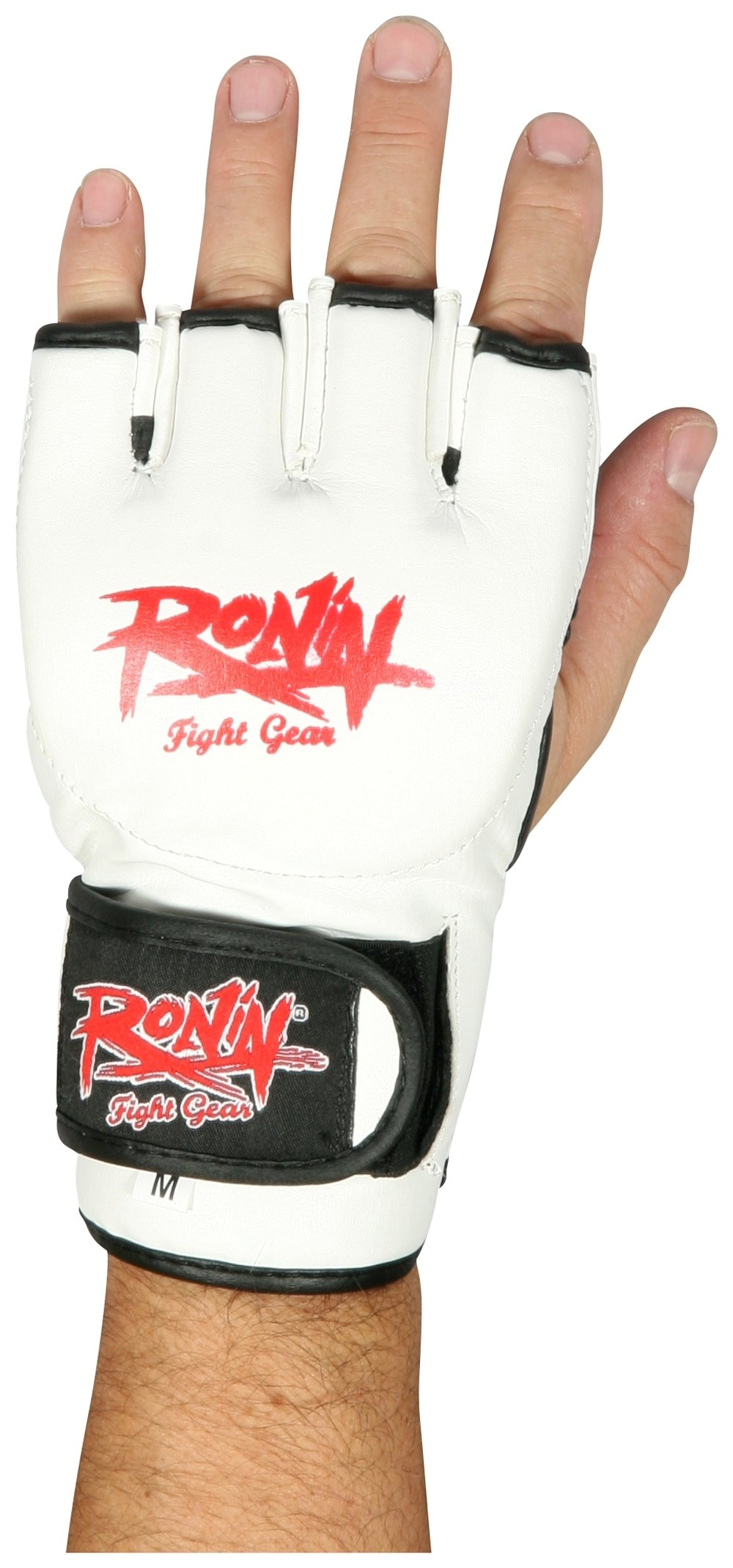 Ronin® Kick Bag Handschoen Wit