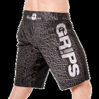 Grips® Fightshort Croco Black