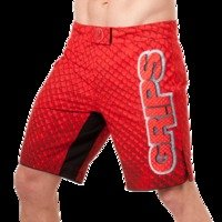 Grips® Fightshort Red Dragon