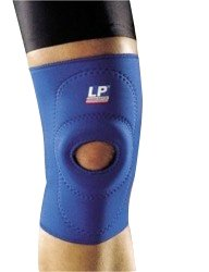 LP Knee support with open patella