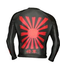 Shogun Rash Guard lange mouwen