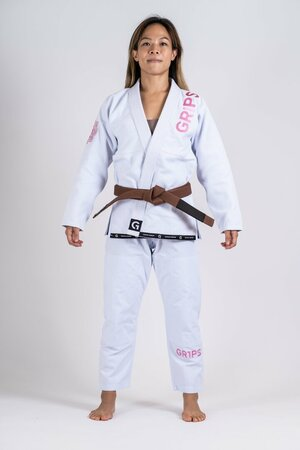 Grips BJJ Primero Competition Woman wit