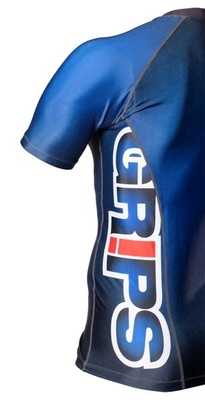 Grips® Rashguard Honey Blue