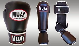 Muay® Original set zwart