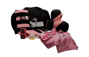 Ronin® Trainingsset Dames Roze