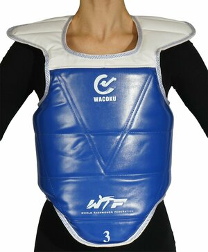 Taekwondo Body Protector WTF Approved