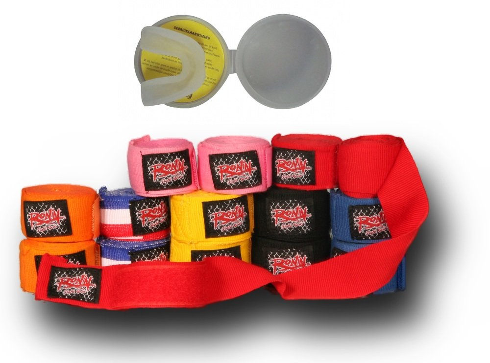 Ronin® Trainingsset Junior Zwart