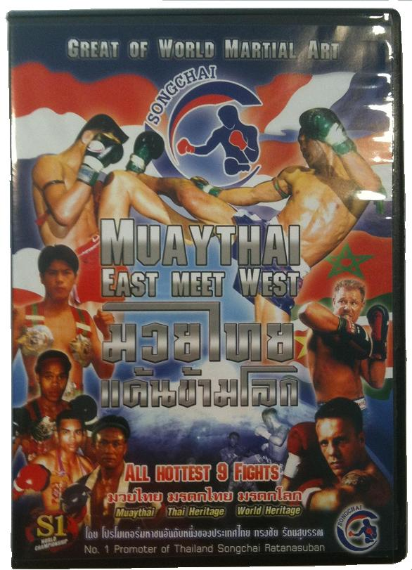 Muay Thai East meets West DVD
