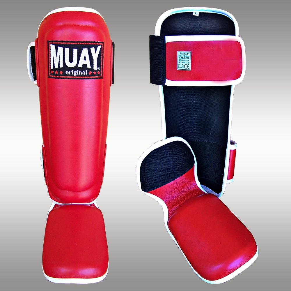 Muay Original set rood