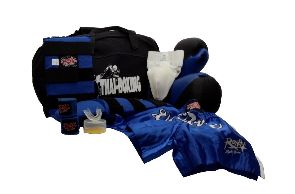 Ronin® Trainingsset Heren Blauw