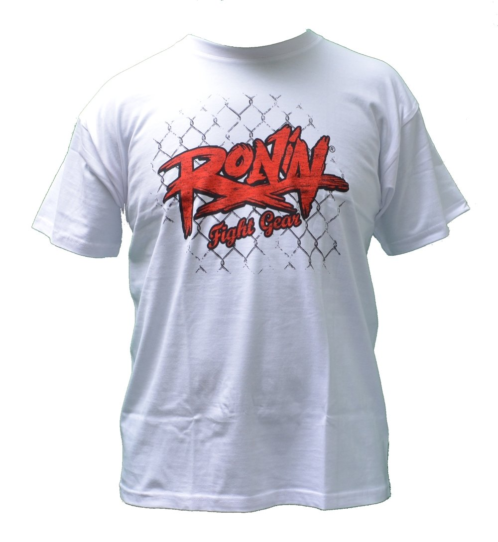 Ronin T-shirt Fight-gear HG Wit