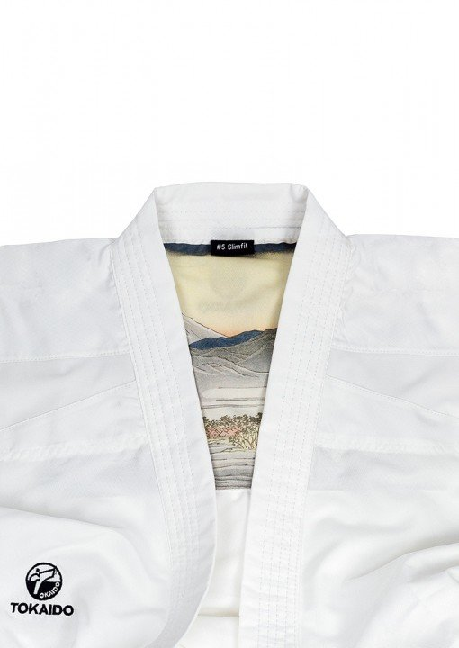 Tokaido Kata Athletic slimfit WKF